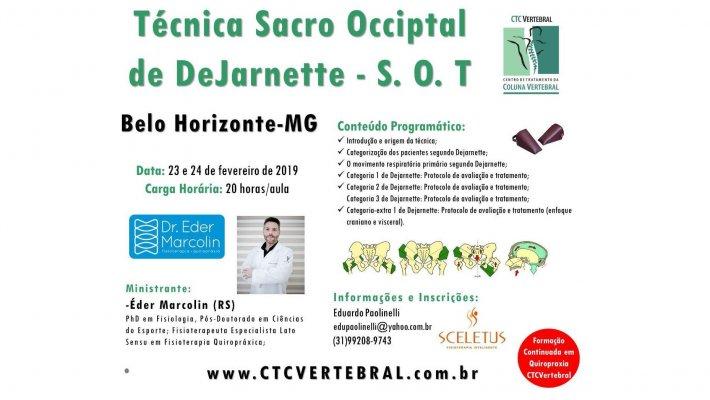 SOT - Belo Horizonte - 23 e 24 FEV/2019.